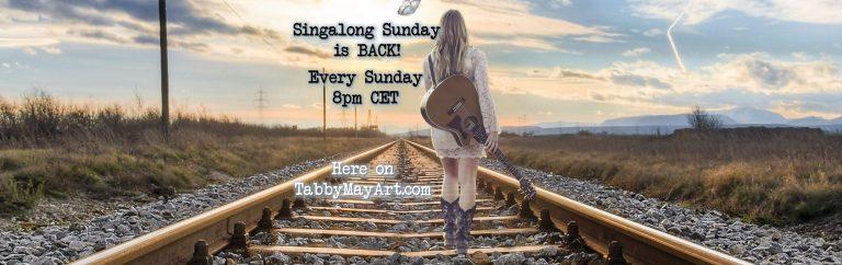 Music on Singalong Sunday is back